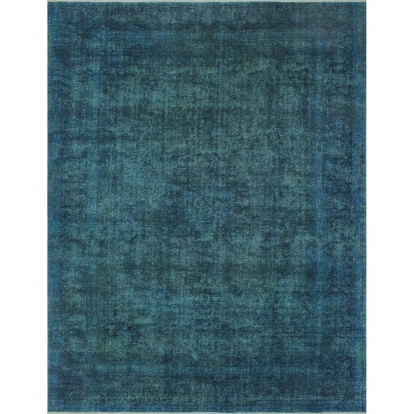 Shop Vintage Distressed Overdyed Walcot Teal Blue/Green