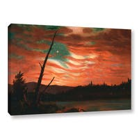 Frederick Edwin Church's Our Banner in the Sky, Gallery Wrapped Canvas