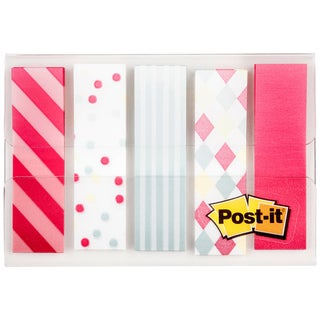 Post-It Flags 100/Pkg With Dispenser