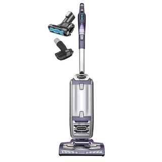 Shark NV753 Rotator Powered Lift-Away Vacuum Grey Upright New Purple