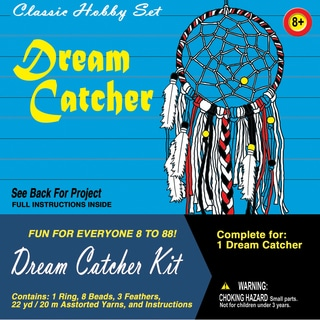 Dream Catcher Retro Craft Kit