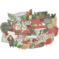 Letters To Santa Collectables Cardstock Die-Cuts