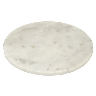 Three Hands Marble Board - White