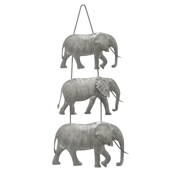 Three Hands Cast Iron Wind Chime