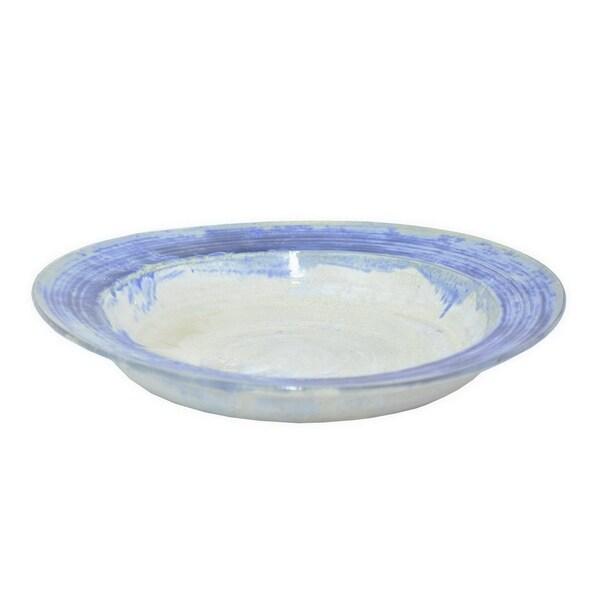 Three Hands Ceramic Plate