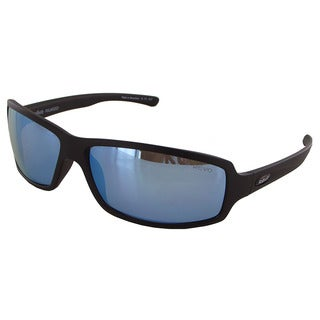 Revo Thrive 4037X Mens Matte Black Frame Blue Water Lens Sunglasses