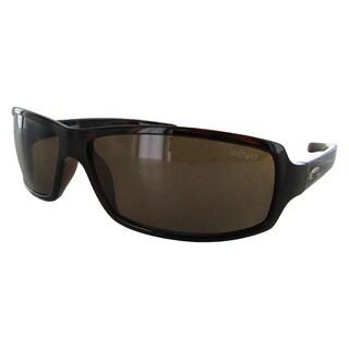 Revo Thrive 4037X Mens Tortoise Frame Terra Lens Sunglasses