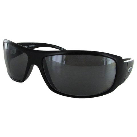 Revo Gunner 5010 Unisex Matte Black Frame Graphite Lens Sunglasses