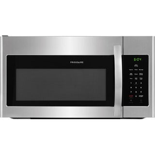 Frigidaire 1.6-Cu. Ft. Over-The-Range Microwave - Stainless Steel