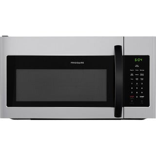 Frigidaire 1.6-Cu. Ft. Over-The-Range Microwave - Silver Mist