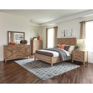 Lovely Aubrey 4 Piece Bedroom Set