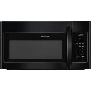 Frigidaire 1.6 cu. ft. Over-The-Range Microwave Black