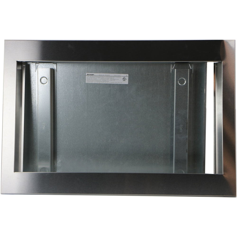 "Sharp 30"" Trim Kit for Sharp SMC1585BS Microwave Oven in ..."