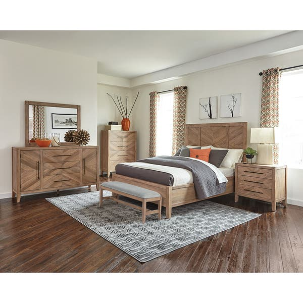 Shop Aubrey 7-piece Bedroom Set - Free Shipping Today ...