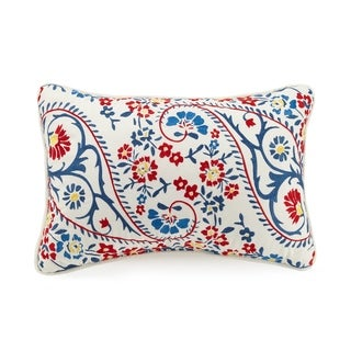 Jessica Simpson Gemma Throw Pillow No.4 (18X12 inches)