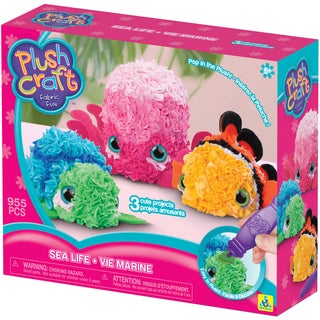 PlushCraft Fabric Fun Kit