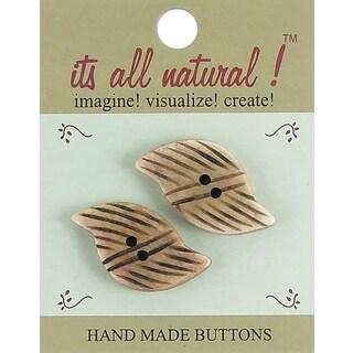 Handmade Bone Buttons