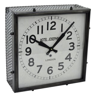 Three Hands Wall Clock