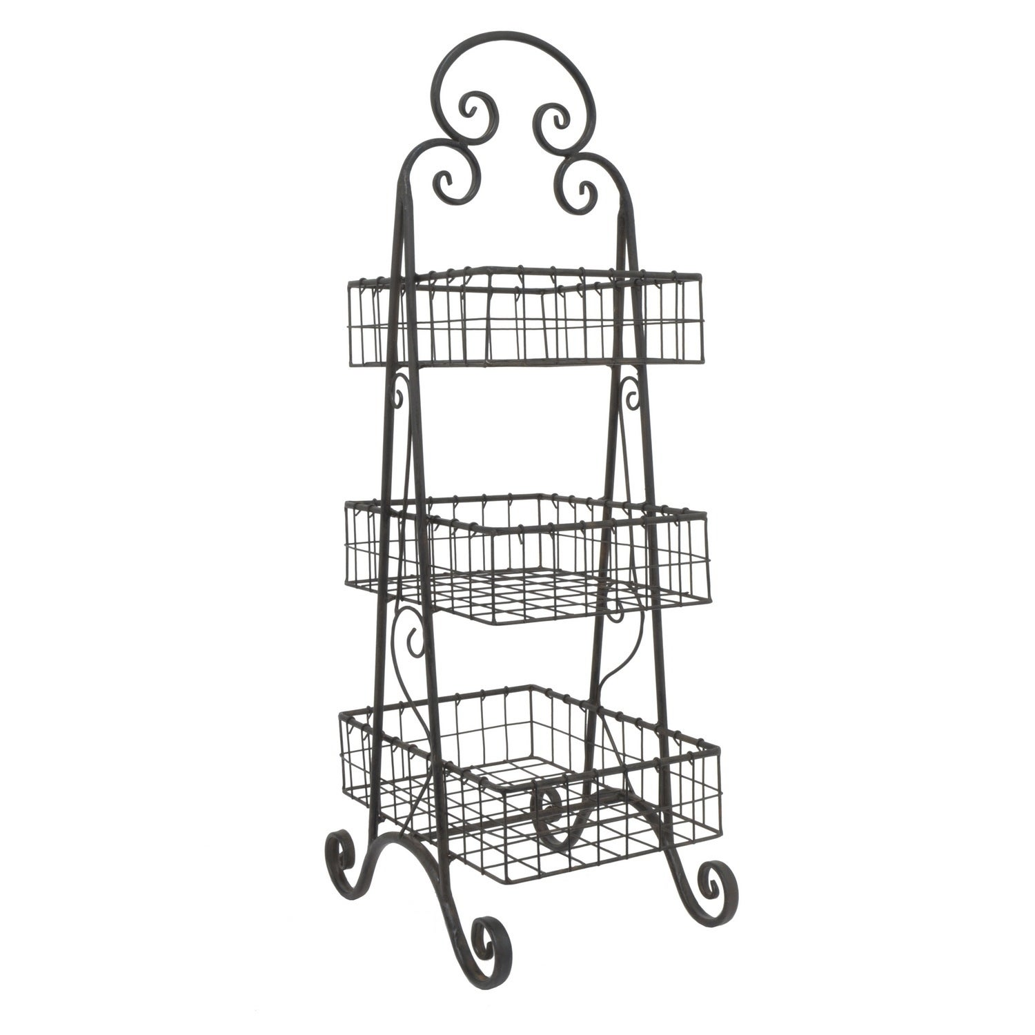 Three Hands Storage Rack