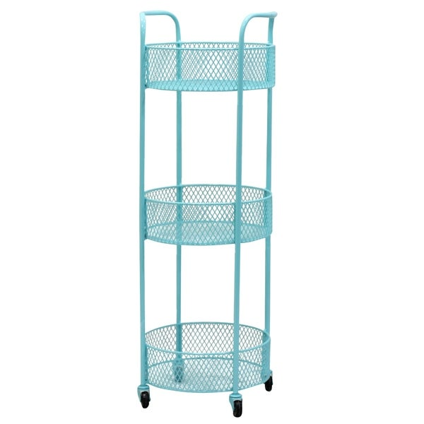 Shop Three Hands Storage Rack 3 Tier - Free Shipping Today ...