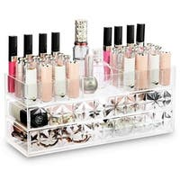 Ikee Design Acrylic Makeup Drawer Listick Organizer Clear
