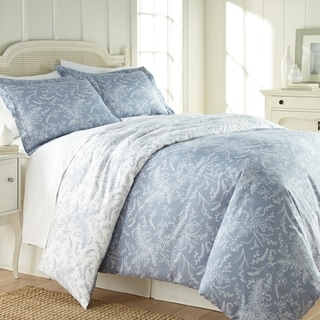 Link to Winter Brush Reversible Floral Duvet and Sham Set Similar Items in Duvet Covers & Sets