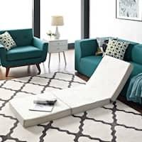 Relax 25 x 75 x 4 Tri-Fold Mattress