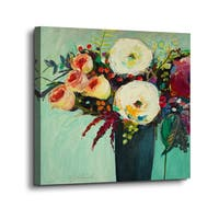 Jacqueline Brewer's Ode to Summer 9, Gallery Wrapped Canvas