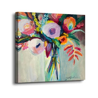 Jacqueline Brewer's Ode to Summer 7, Gallery Wrapped Canvas