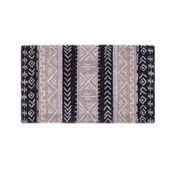 "Fab Habitat Handwoven Extra Thick Durable Tribal Essence Coir Doormat 18"" x 30"" x 2"""