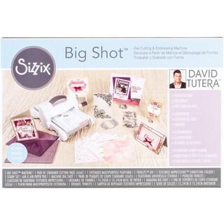 Sizzix Big Shot Starter Kit Inspired By David Tutera