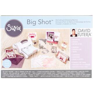 Sizzix Big Shot Starter Kit Inspired By David Tutera|https://ak1.ostkcdn.com/images/products/18152031/P24301881.jpg?impolicy=medium