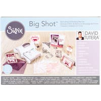Sizzix Big Shot Starter Kit Inspired By David Tutera