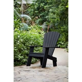 Shop Generations Beige Upright Adirondack Chair Free