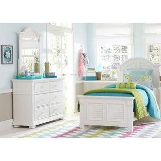 Summer House Oyster White Dresser 6-Drawer