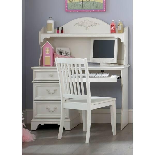 Awe Inspiring Liberty Arielle Antique White Student Desk Short Links Chair Design For Home Short Linksinfo