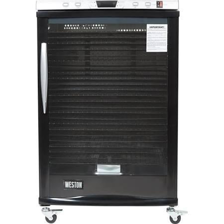 Weston Pro-2400 Digital Dehydrator, 24 Tray (160L)