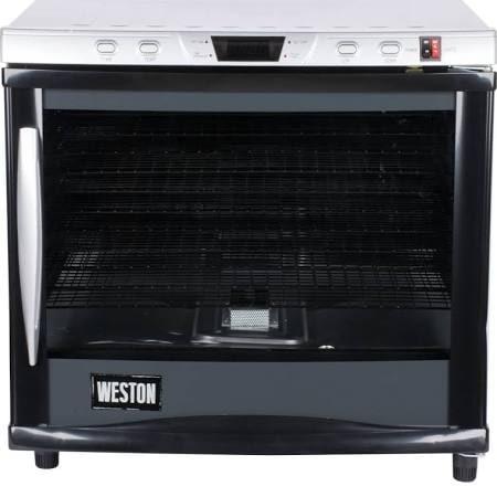 Weston Pro-1200 Digital Dehydrator, 12 Tray (80L)