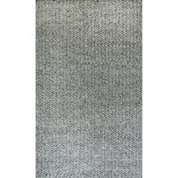 Mist Ivory/Grey Handmade Area Rug