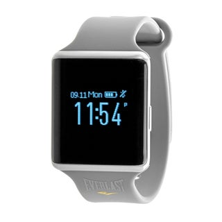 Everlast 10 Bluetooth Blood Pressure & Heart Rate Fitness Tracker - Black (Option: Grey - Grey)