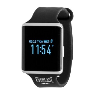 Everlast 10 Bluetooth Blood Pressure & Heart Rate Fitness Tracker - Black (4 options available)