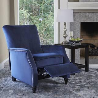 Velvet Living Room Chairs For Less Overstock