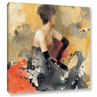 Link to Albena Hristova's Beautiful Gaze I, Gallery Wrapped Canvas Similar Items in Canvas Art