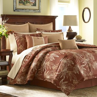 Tommy Bahama Cayo Coco Duvet Cover Set (As Is Item)