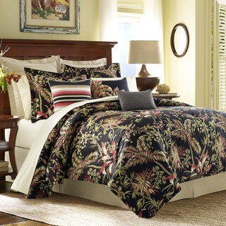 Tommy Bahama Jungle Drive Comforter Set (Option: Queen)