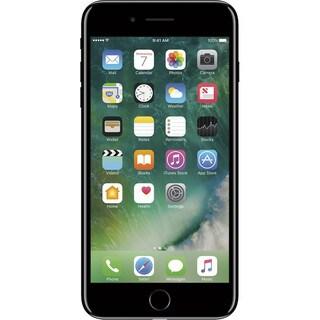 Apple iPhone 7 Plus 128GB Unlocked GSM 4G LTE Quad-Core Smartphone w/ Dual 12MP Camera - Jet Black (Refurbished)