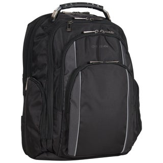 Heritage Uptown Urbanite Dual Compartment TSA Checkpoint Friendly 17-In Laptop Backpack