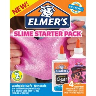 Elmer's Slime Kit 4/Pkg