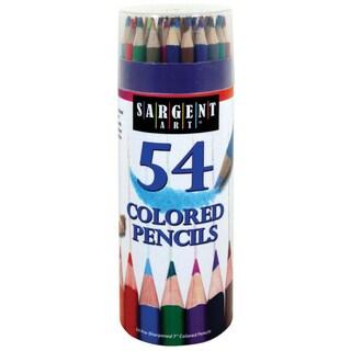 Round Pencils 54/Pkg