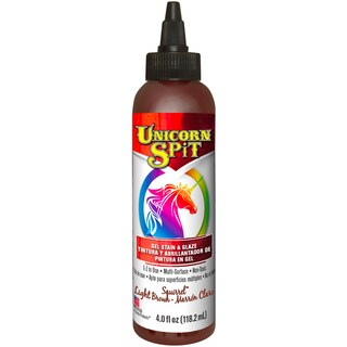 Eclectic Unicorn Spit Gel Stain 4oz Squirrel